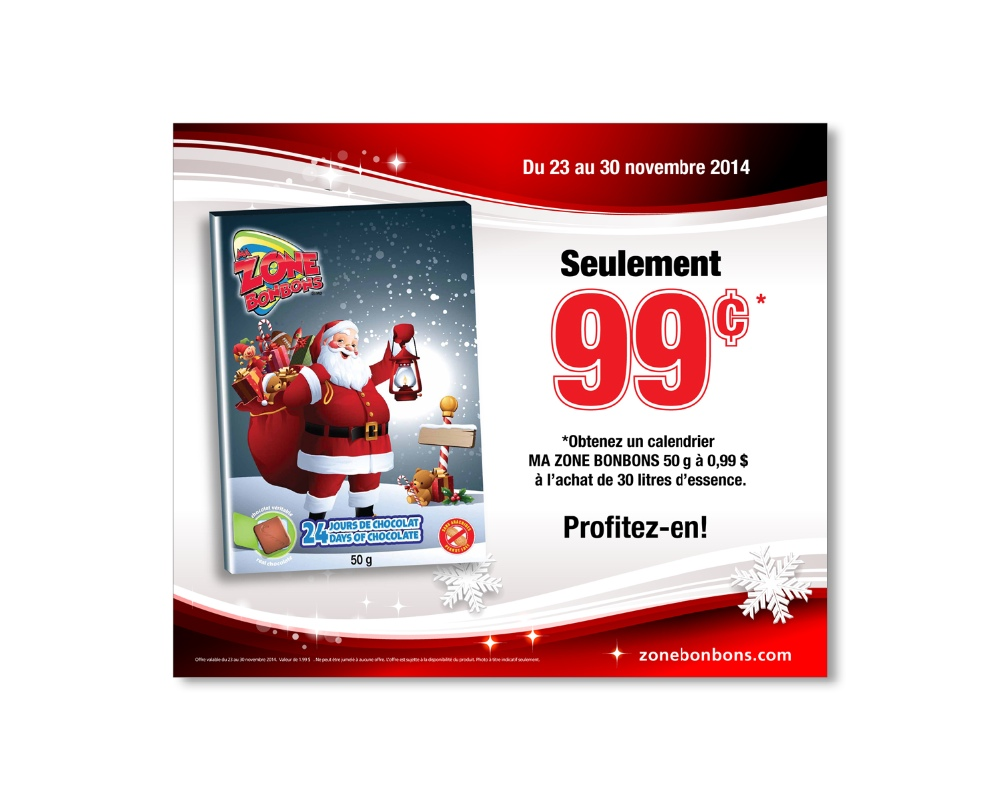 100% Detail - Sobeys : Affiche promo Shell