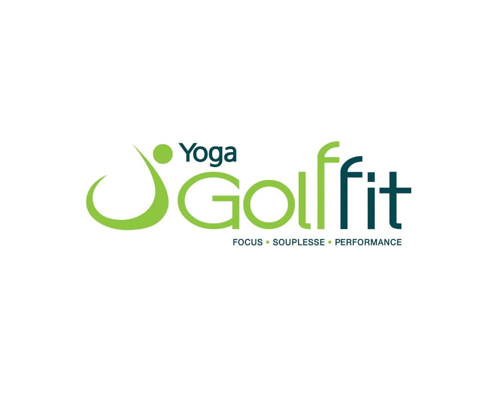 Golffit : Création du logo