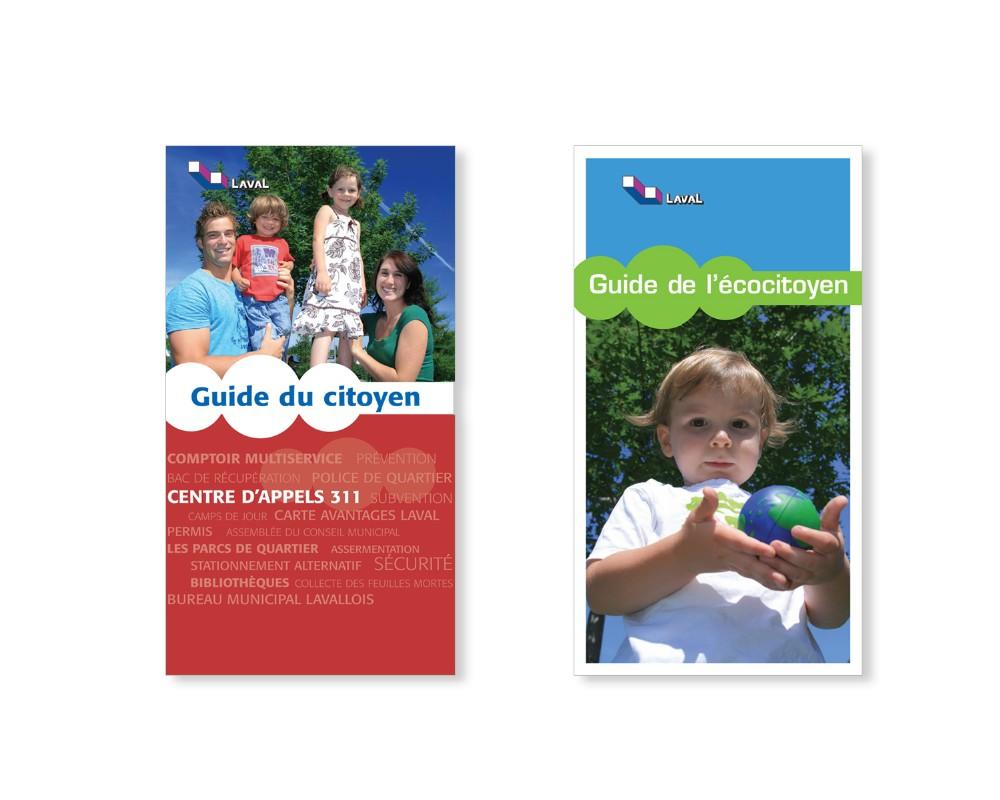 Ville de Laval : Brochure informations aux citoyens - 48 pages
