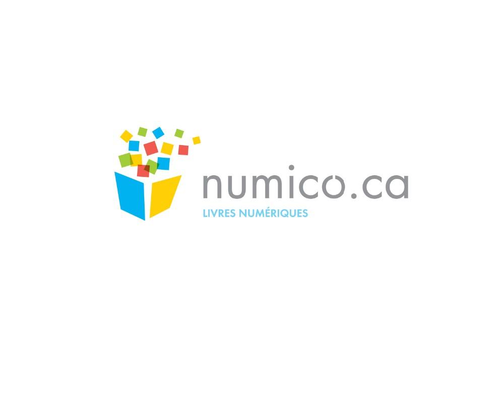 Québec Loisirs : Création du logo Numico, filiale de Québec Loisirs